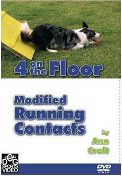 4 ON THE FLOOR Modified Running Contacts by Ann Croft