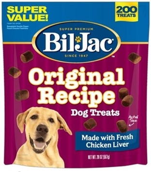 Bil-Jac Liver Treats