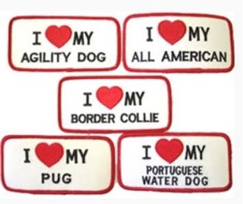 Breed Patches