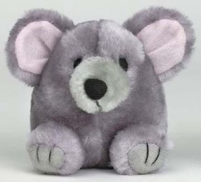 Booda Medium Mouse Dog Toy