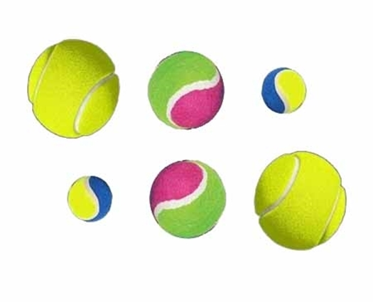 Picture for category Various Tennis Balls