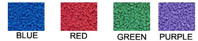 Rubber Surface for See Saw Colors