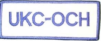 UKC Title Patches