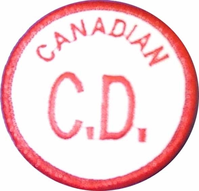 Canadian Title Patches