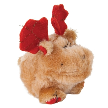 Booda Large Moose Dog Toy