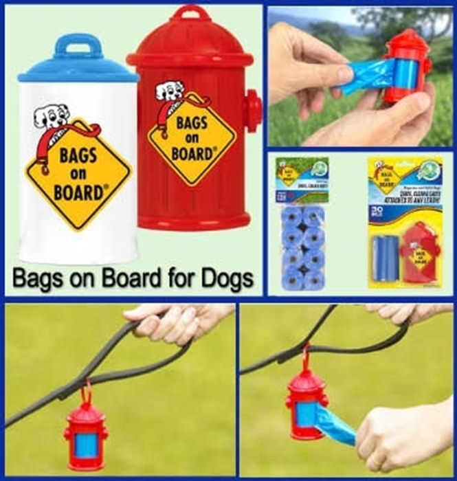 Bags on Board for Dogs