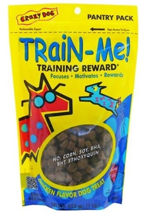 Train-Me! Training Reward Treats Chicken
