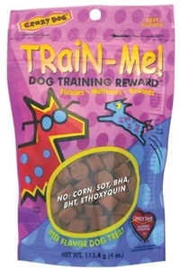 Train-Me! Training Reward Treats Beef