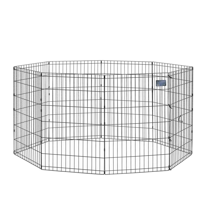 Black E-Coated Exercise Pen-36""