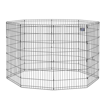 Black E-Coated Exercise Pen-48""