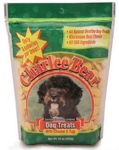 Charlee Bear Dog Treats Cheese N Eggs