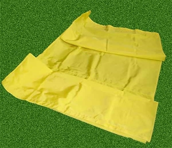 Collapsed Tunnel Chute Fabric - Fabric Only