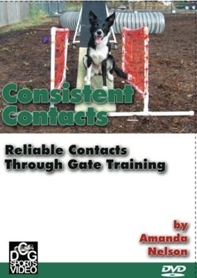 Consistent Contacts by Amanda Nelson