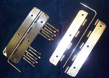 Dog Walk Hinge Kit