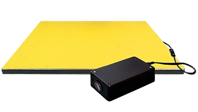 Electronic Running Contact Trainer