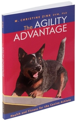 THE AGILITY ADVANTAGE - M. Christine Zink, DVM