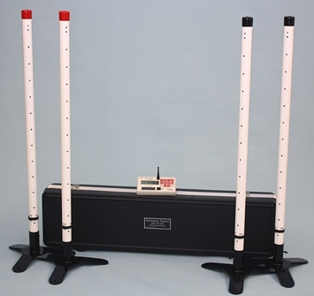 FarmTek Full Height Light Curtain Timer System