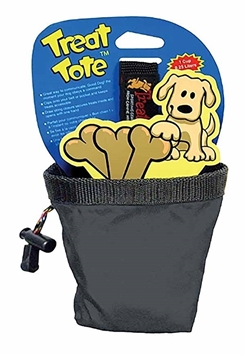 Treat Tote Black