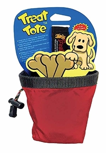 Treat Tote Red