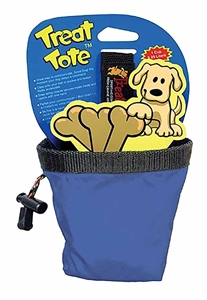 Treat Tote Blue