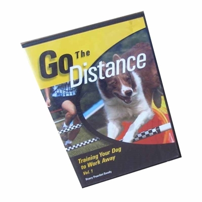 Go the Distance DVD 2 by Stacy Peardot Goudy