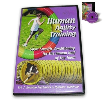 Human Agility Training Vol. 1 DVD