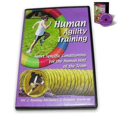 Human Agility Training Vol. 1 DVD