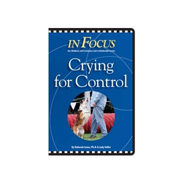 In FOCUS Crying for Control DVD