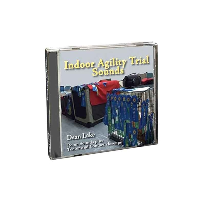 Indoor Agility Trial Sounds CD