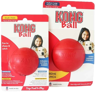 KONG BALL Small or Large