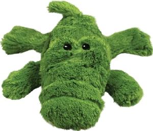 Kong Cozie Toy Alligator
