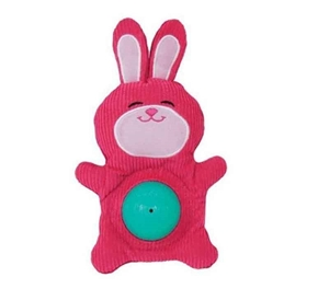 KONG Sqrunch Bellie Toy Rabbit