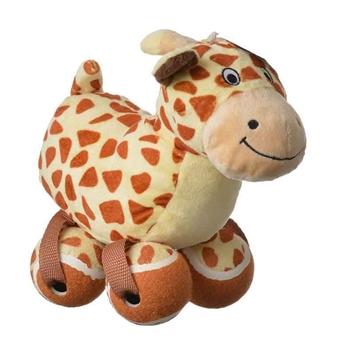 KONG Tenni Shoes Toy Giraffe