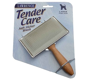 Lawrence Slicker Brush Tender Care