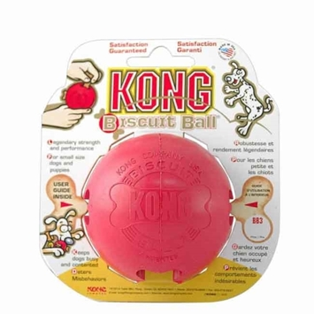 KONG Biscuit Ball
