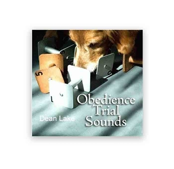 Obedience Trial Sounds CD