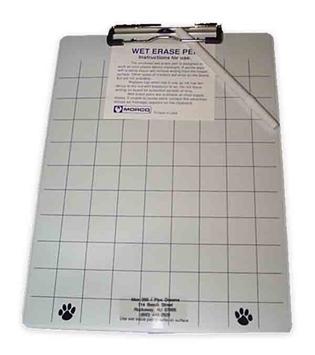 Erasable Clip Board