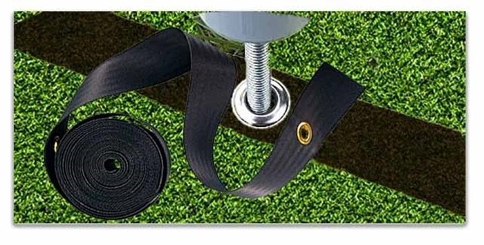 Stick in Ground Weave Pole Measurer