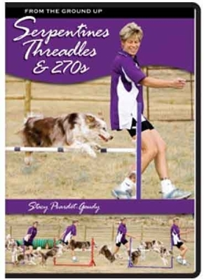 Serpentines, Threadles & 270s by Stacy Peardot Goudy