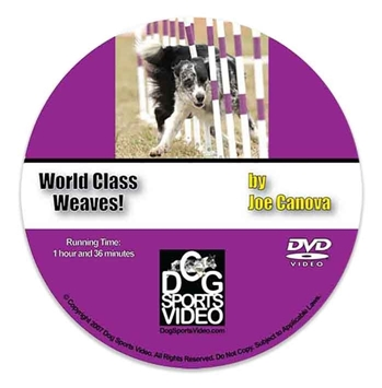 World Class Weaves DVD