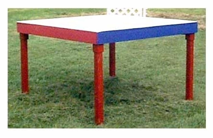 Steel Pause Table