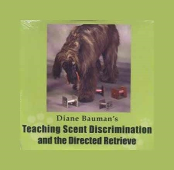 Teaching Scent Discrimination (DVD)