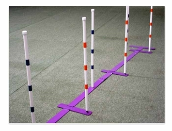 Training/Channel Base 22 or 24 Spacing 6 Poles