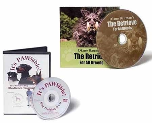 Picture for category Obedience Videos & DVD's