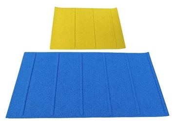 A-Frame Rubber Surface Blue