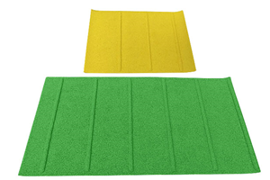 A-Frame Rubber Surface