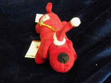 Picture of Zanies Christmas Dog