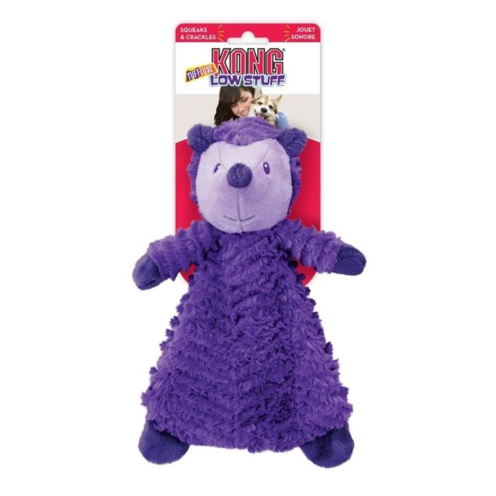 KONG Low Stuffing Hedgehog