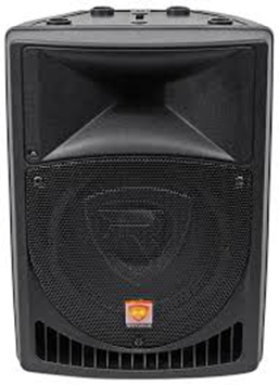 "Power Active 400 Watt 2-way PA Speaker - Dimensions : 11.57"" X 8.98"" X 16.23"""
