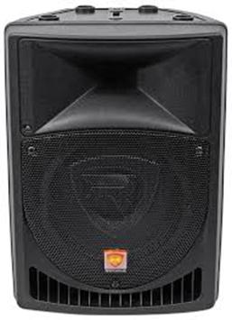 "Power Active 400 Watt 2-way PA Speaker - Dimensions : 11.57"" X 8.98"" X 16.23"""